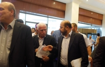 Palestinian negotiators