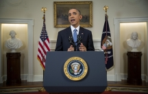 President Obama announces the thaw in US-Cuban relations