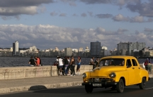 Havana Harbor has remained extremely polluted for decades as Cuba has lacked the money and technology to clean it up, but normalized relations relations with Washington could help change that.
