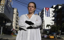 Cuban artist Tania Bruguera has been arrested by authorities in Havana three times in recent years.