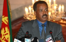 Eritrean President Isaias Afwerki was left off the invitation list to the US-Africa Leaders Summit in Washington, DC.