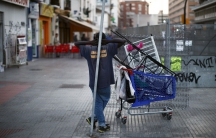 Spain unemployment Malaga