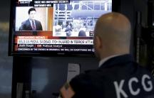 Markets factoring in terror attacks?