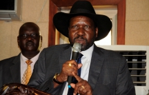 South Sudan's President Salva Kiir is condemned as part of a 'kleptocratic elite' in the report