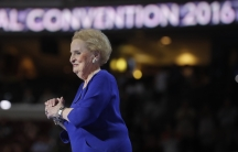 Former US Secretary of State Madeline Albright