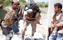 Libya ISIS US bombing Sirte