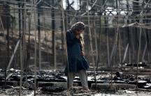 moria refugees fire