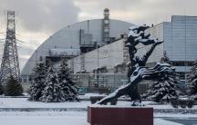 Chernobyl new dome