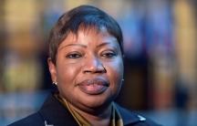 Fatou Bensouda, Prosecutor of the International Criminal Court (ICC)