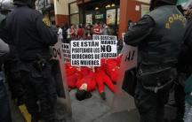 Peru abortion rights sin