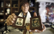 Image of Sisi on chocolate