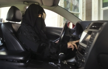 A conservative Saudi Arabian cleric has said women who drive risk damaging their ovaries and bearing children with clinical problems
