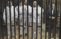 Egypt's Mohammed Morsi  and others in court