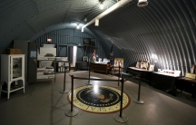 presidential fallout shelter