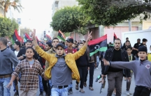 Protests in Derna
