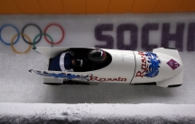 Russia Bobsled