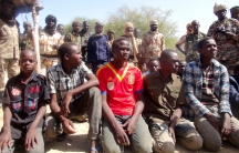 These former members of the insurgent group Boko Haram say they've escaped and turned themselves in to Chadian authorities. The army of Chad has intervened in northern Nigeria against the Islamist group.