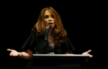 "Pamela Geller is a political blogger and the founder of the ""American Freedom Defense Initiative,"" which is described by some as a hate group."