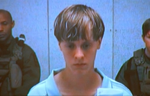 Dylann Roof at his bond hearing