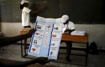 Burundi Ballot