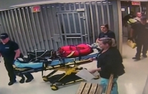 Bland jailhouse video