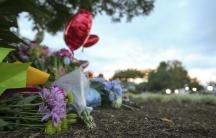 Virginia shooting memorial