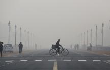 India's air pollution