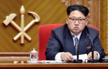 North Korean leader Kim Jong-un attends the first congress of the country's ruling Workers' Party in 36 years, in Pyongyang, North Korea on May 9, 2016.