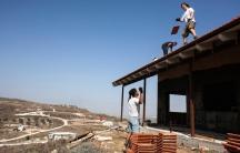 Israel settlement law