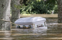 Louisiana floods — and music