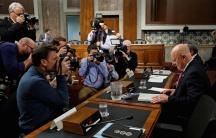 Senate hearing cybersecurity hack