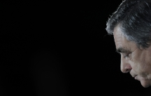 Francois Fillon, member of The Republicans political party and 2017 presidential candidate of the French centre-right, attends a political rally in Charleville-Mezieres, France, February 2, 2017.