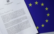 Theresa May's Brexit letter
