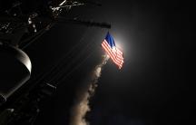 US strike on Syria