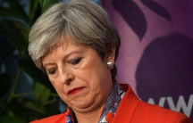 Prime Minister Theresa May's Conservative Party saw unexpected losses on election night