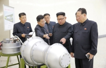 'This bit goes bang' - North Korean leader Kim Jong Un inspects the country's nuclear weapons programme
