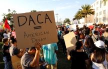 Pro-DACA protests