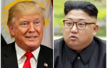 The heated rhetoric between Donald Trump and Kim Jong-un shows no signs of abating.