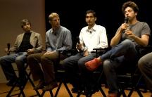 Sundar Pichai in 2008, introducing Google Chrome.