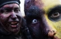 zombies in spain