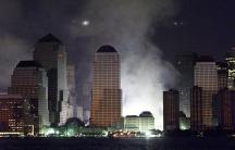 9/11 wreckage