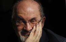 In Salman Rushdie's fantastical new novel, shape-shifting genies lay siege to humanity.