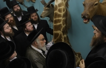 The founder of Torah Animal World in Borough Park, Brooklyn, says the museum gets 3,000 visitors a week.