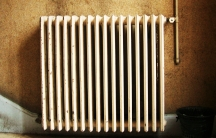 A building radiator in Paris