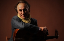 "Oud master Rahim AlHaj spoke to The World about his new album, ""Letters from Iraq."""