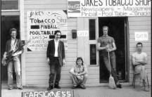 The punk band, Carsickness