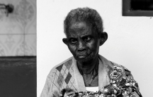 One hundred survivors of Rwanda's 1994 genocide live together at the Impinganzima home for the elderly. Cesarie Mukakinani, who is 100 years old, is the oldest and most popular resident of the home. Her nickname is