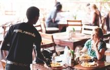 Heaven Restaurant in Rwanda.