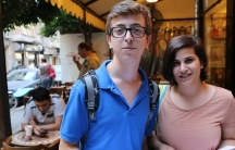 Best friends Ryan and Noor are an unlikely match. He belongs to a religious sect called the Druze, and she is a Sunni Muslim. Kids from different religious groups don't normally hang out in Lebanon, let alone become inseparable friends.