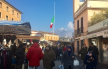 the town of schio italy
